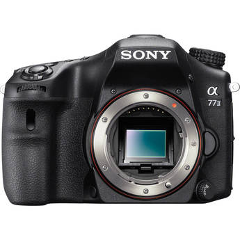 Sony Alpha a77II DSLR Camera (Body Only)