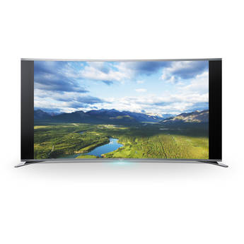 """Sony KDL-65S990A 65"""" Full HD Curved LED 3D Internet TV"""