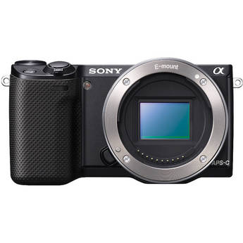 Sony Alpha NEX-5R Mirrorless Digital Camera