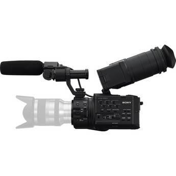 Sony NEX-FS100U Super 35mm Sensor Camcorder (Body Only)