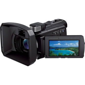 Sony 96GB HDR-PJ790VE HD Handycam with Projector & GPS (PAL, Black)