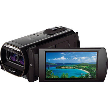Sony HDR-TD30E Stereoscopic Handycam Camcorder (PAL)