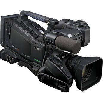 Sony PMW-320K XDCAM EX HD Camcorder w/16x Zoom Lens