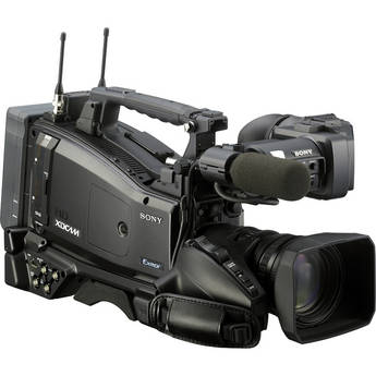 """Sony PMW-400K 2/3"""" XDCAM EX HD Camcorder with Lens"""