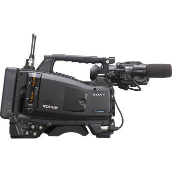 """Sony PMW-400L 2/3"""" XDCAM EX HD Camcorder with 50 Pin Interface Adapter"""