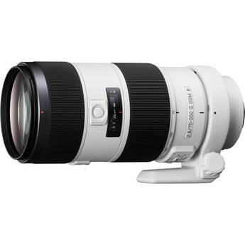 Sony 70-200mm f/2.8 G SSM II Lens