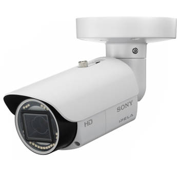 Sony SNC-EB632R Full HD IR True Day/Night Outdoor Bullet Network Camera with PoE Support and Heater