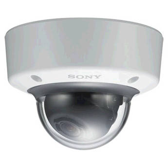 Sony SNC-VM601B Indoor Vandal-Proof Mini Dome Network Camera (30 fps)