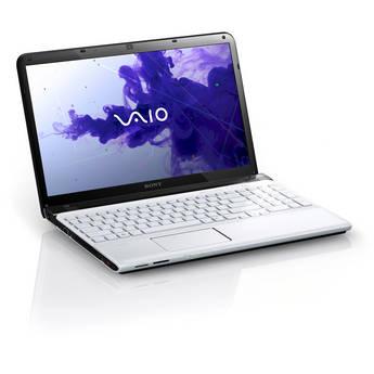 "Sony VAIO E Series 15 SVE15134CXW 15.5"" Notebook Computer (Seafoam White)"