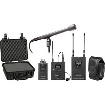 Sony UWP-V6 Wireless ENG Basic Ki