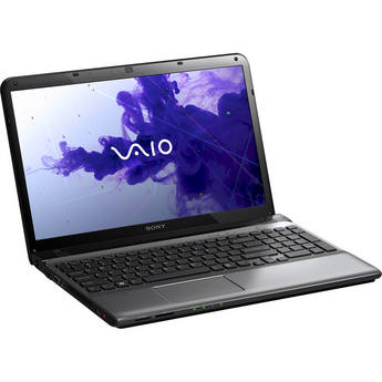 "Sony VAIO E Series 15 SVE1513KCXS 15.5"" Notebook Computer (Aluminum Silver)"