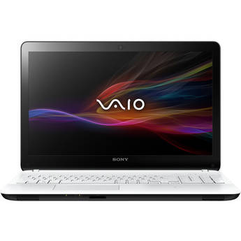 """Sony VAIO Fit 15E SVF15212CXW 15.5"""" Notebook Computer (White)"""