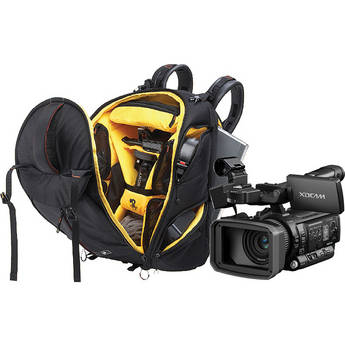 Sony VJBK-1TVVP100 Backpack Video Journalist with PMW-100 & Vaio Laptop Kit