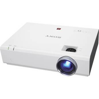 Sony VPLEW245 3100 Lumens WXGA Portable Multi-Region Projector