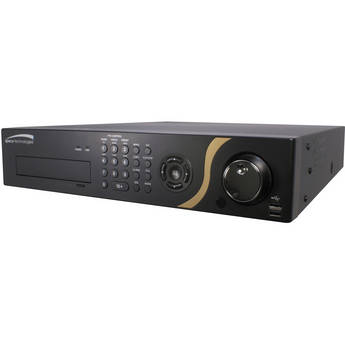 Speco Technologies 32-Channel GS Hybrid DVR with Digital Deterrence & 4TB HDD