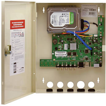 Speco Technologies D8WRS H.264 8-Channel Covert Digital Video Recorder (2TB)