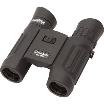 Steiner 8 x 22 Champ Clamp Pack Binocular
