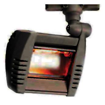 Strand Lighting Aureol Low Voltage Fresco Halogen Flood Light (Flying Lead/Bare End, Black)