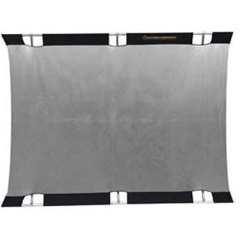 Sunbounce Sun-Bouncer Big Zig-Zag Silver/White Reflector Screen (6 x 8')