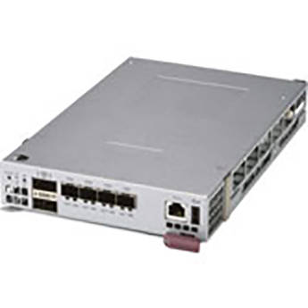 Supermicro MicroBlade 10 Gb/s SFP+ 4-Port Switch Module with 40 Gb/s QSFP+ Uplink