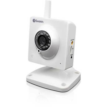 Swann SWADS-455CAM SwannSmart 720p Plug & Play Wi-Fi Security Camera