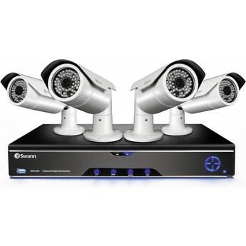 Swann SWHDK-482004 4-Channel Professional HD Security System (2TB)