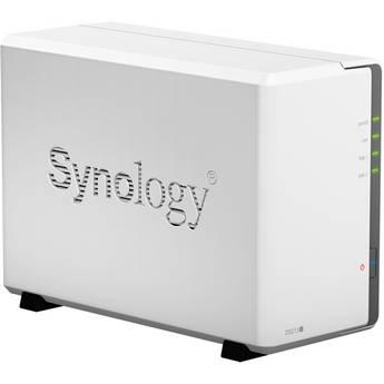 Synology DS213J DiskStation 2-Bay NAS Server