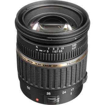 Tamron 17-50mm f/2.8 XR Di II LD Lens for Canon Digital