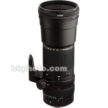 Tamron 200-500mm f/5-6.3 SP AF Di LD (IF) Lens for Canon EOS