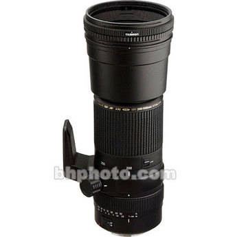 Tamron 200-500mm f/5-6.3 SP AF Di LD (IF) Lens for Sony Alpha and Minolta Maxxum