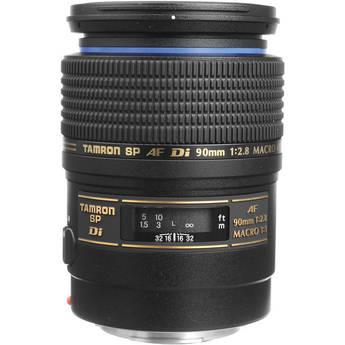 Tamron SP 90mm f/2.8 Di Macro Autofocus Lens for Sony Alpha & Minolta Maxxum SLR