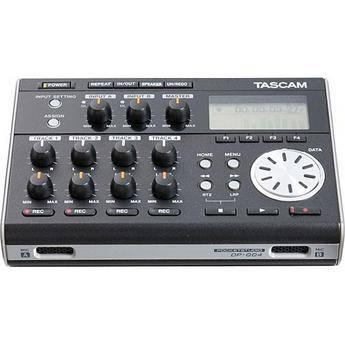 Tascam DP-004 Digital Pocketstudio Portable Recorder/Mixer
