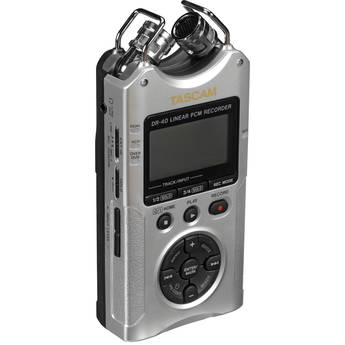 Tascam DR-40 4-Track Audio Recorder