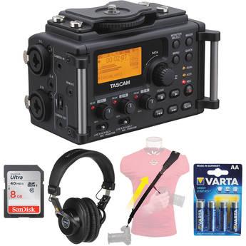 Tascam Tascam DR-60D Field Pack Kit