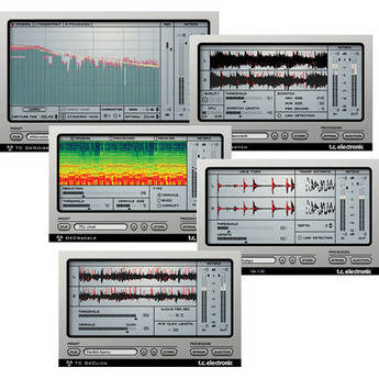 TC Electronic Restoration Suite 2.0 - Plug-In Suite for PowerCore