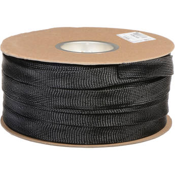 "Techflex 3/4"" Flexo Non-Skid Tubing Spool (250', Black)"
