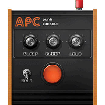 Tek'it Audio APC Punk Console - Virtual Atari Punk Console Sound Generator (Download)
