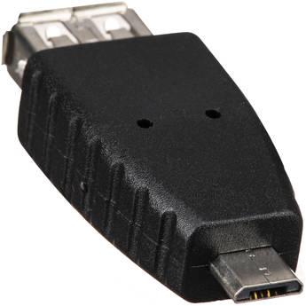 Tera Grand USB A Female to USB Micro B Male Adapter