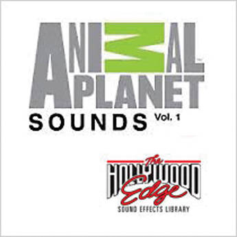 The Hollywood Edge Animal Planet Sounds Effects Library Volume 1 (Download)