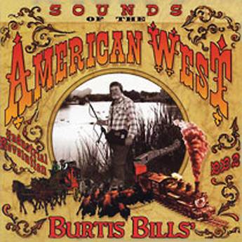 The Hollywood Edge Burtis Bills' Sounds Of The American West Sound Effects Library (Download)