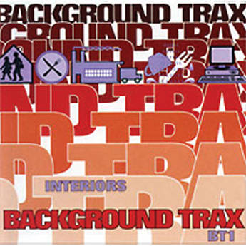 The Hollywood Edge Background Trax Sound Effects Library (Download)