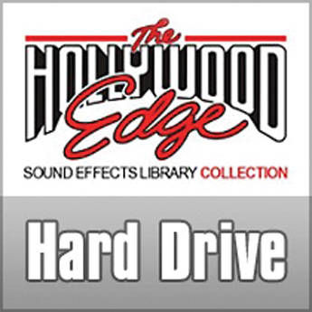 The Hollywood Edge Complete Sound Effects Collection (Hard Drive, Mac)