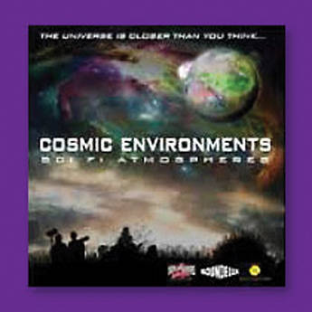 The Hollywood Edge Cosmic Environments Sci-Fi Atmospheres Sound Effects Library (Download)