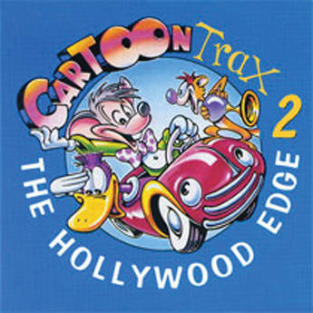 The Hollywood Edge Cartoon Trax 2 Sound Effects Library (Download)