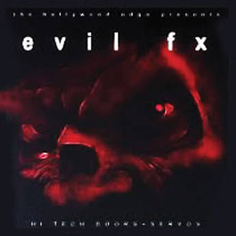 The Hollywood Edge Evil FX Sound Effects Library (Download)
