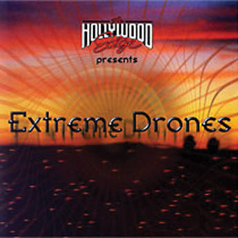 The Hollywood Edge Extreme Drones Sound Effects Library (Download)