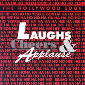 The Hollywood Edge Laughs, Cheers & Applause Sound Effects Library (Download)