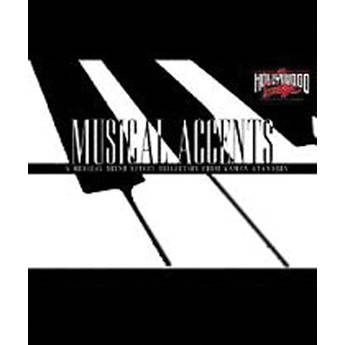 The Hollywood Edge Musical Accents Production Elements Sound Library (Download)