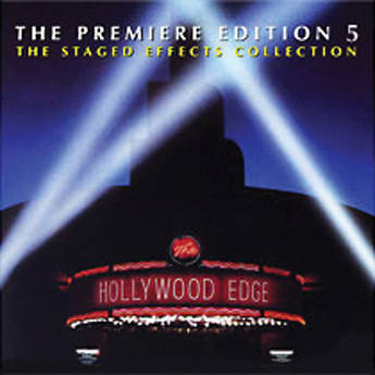 The Hollywood Edge The Premiere Edition Vol. 5 - Sound Effects Collection (Download)