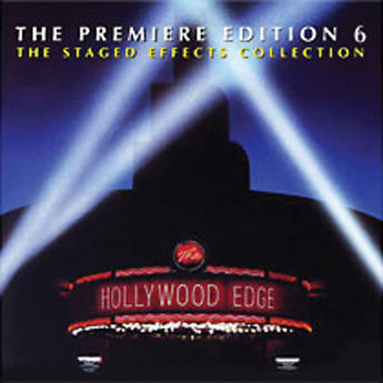 The Hollywood Edge The Premiere Edition Vol. 6 - Sound Effects Collection (Download)